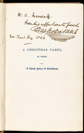a christmas carol 1st edition by charles dickens rare first edition literature attracts worldwide bids - A Christmas Carol First Edition