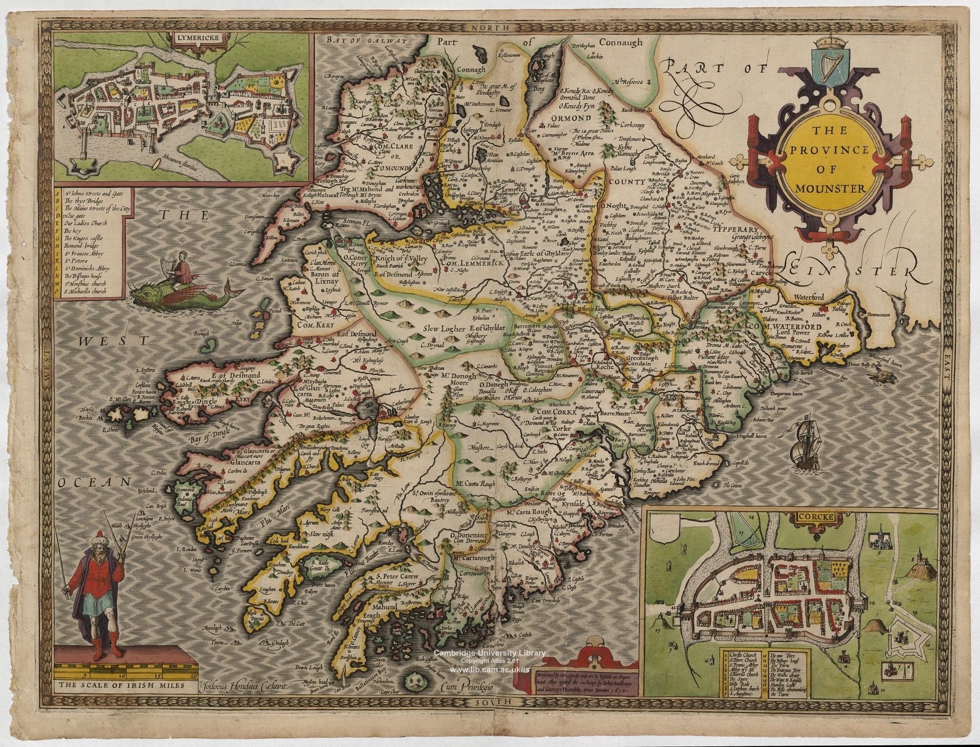 1611 in Ireland