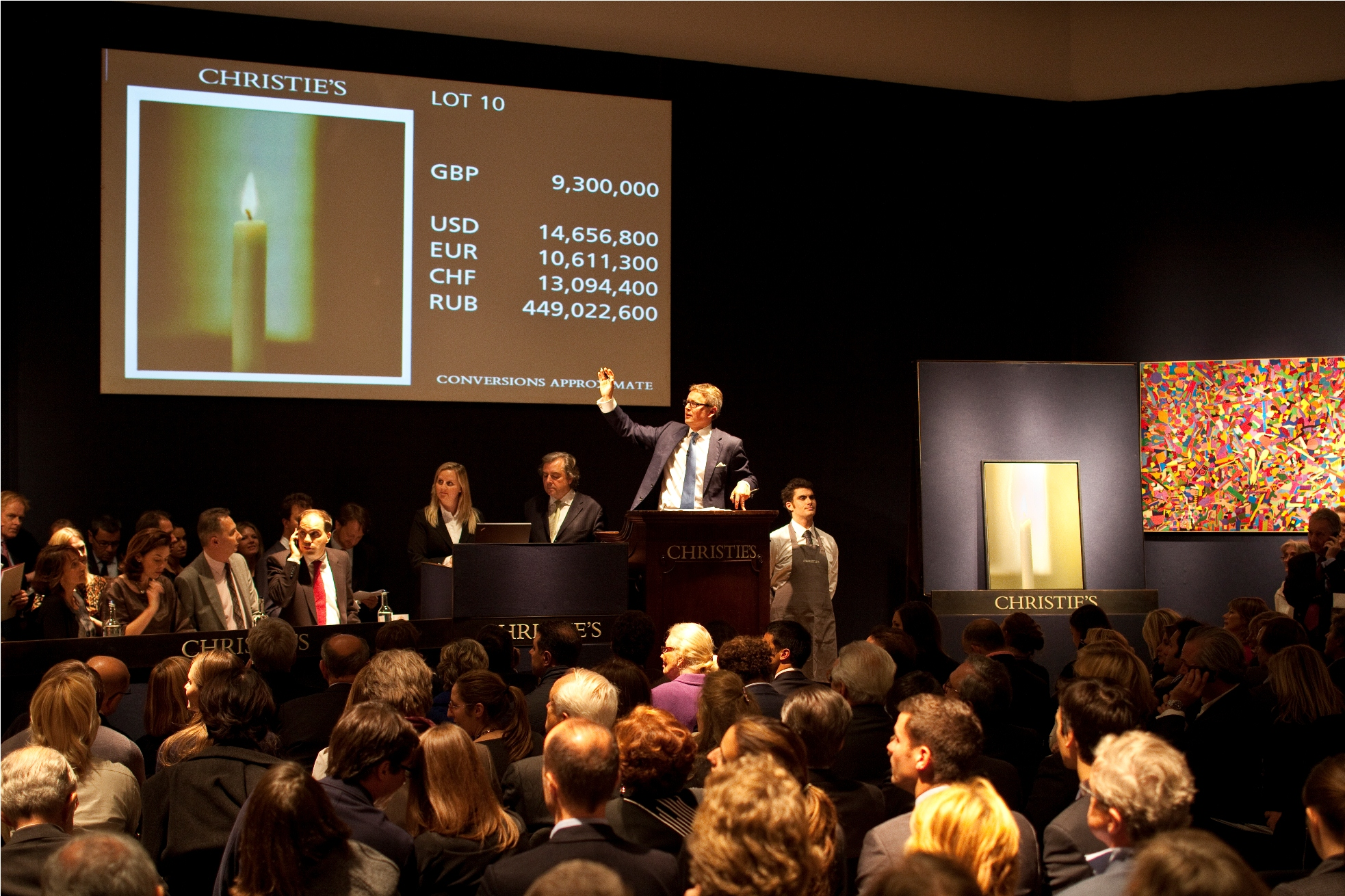 Christie's London Impressionist And Modern Art Evening Sale 6 February 2007