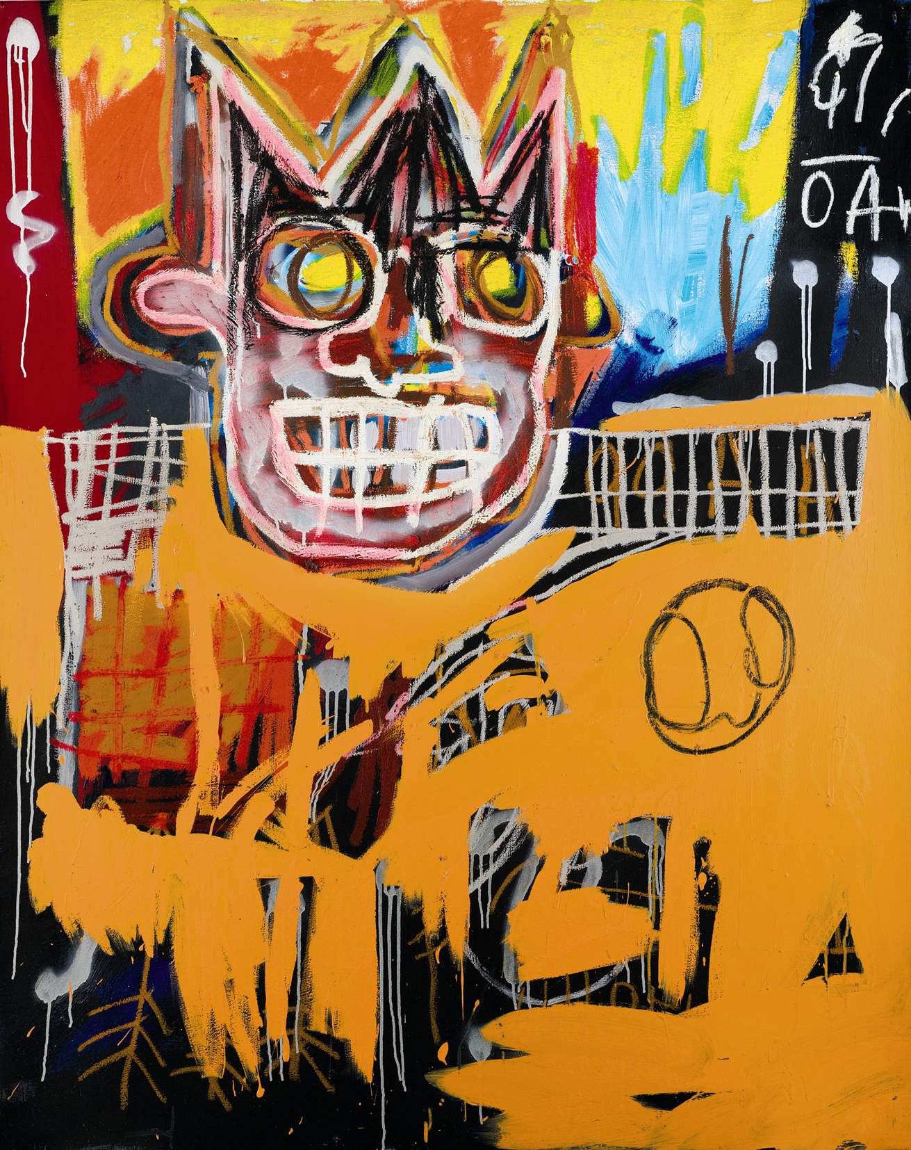 the life and art of jean michel basquiat Cranbrook art museum is the first tour stop of the exhibition basquiat before basquiat: east 12th street, 1979-1980, organized by the museum of contemporary art denver.