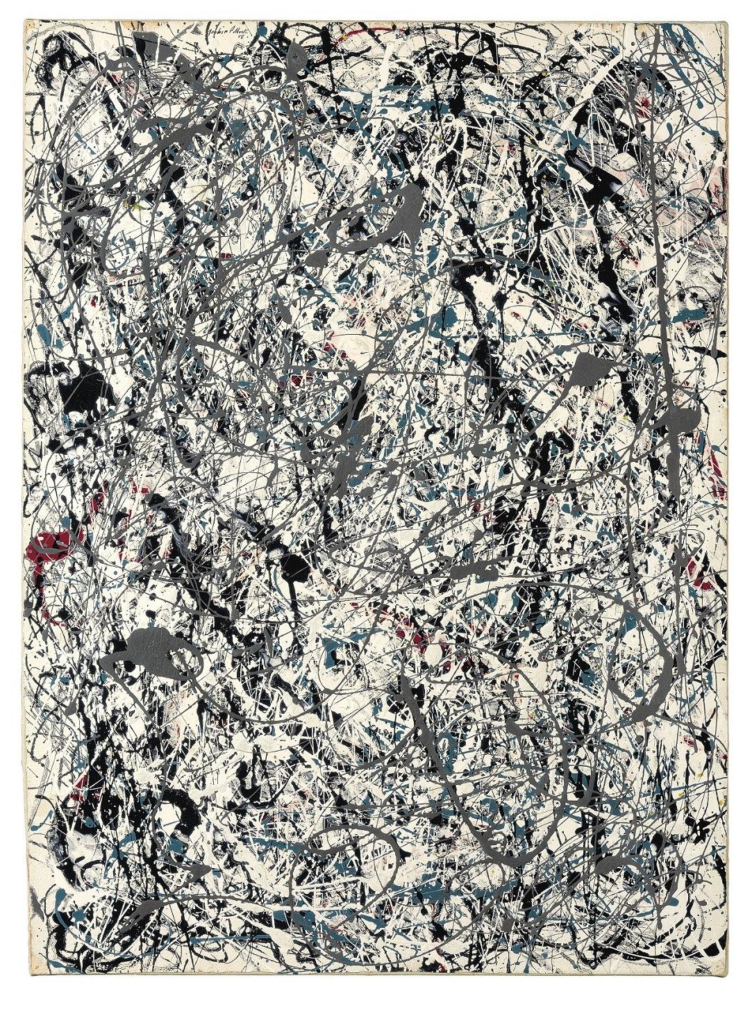 Jackson Pollock Critical Essays