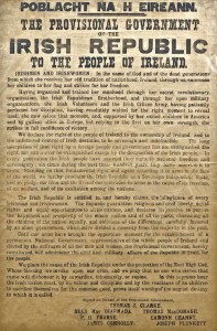 This original copy of The Irish Proclamation sold for 96,000 at Adams today.