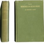 OSCAR WILDE: HIS LIFE AND CONFESSIONS WITH MEMORIES OF OSCAR WILDE BY BERNARD SHAW Two Volumes. Frank Harris; Bernard Shaw Printed and published by the author, New York, 1918.(100-200).