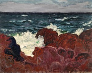 Red Rocks and Sea by Roderic O'Conor (200,000-300,000).