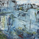 Jack Butler Yeats, R.H.A. (1871-1957) Early Away (£60,000-80,000).
