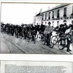 A photograph and other items relating to the Howth Gun Running of 1914 (1,600-2,200).