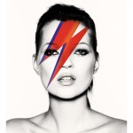 NICK KNIGHT Kate 'Aladdin Sane', 2003 hand coated archival pigment print image/sheet 40 x 30in.  £25,000-35,000 - Courtesy Christie's Images Ltd., 2013.