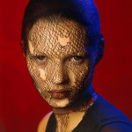 ALBERT WATSON Kate Moss in torn veil, Marrakech, 1993, archival pigment print image 43 ½ x 34 ½ in. (£20,000-30,000). Courtesy Christie's Images Ltd., 2013.