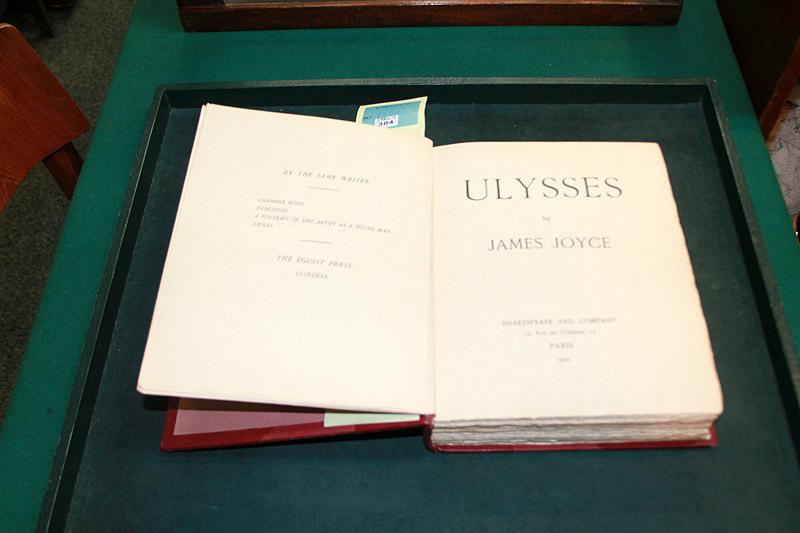 James Joyce jewellery
