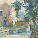 Edith Somerville 'CE' (1858-1949)- Two Trees and Shanacourt, Castletownsend (1,750-2,500)