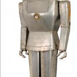 Cygan the robot at Christie's.