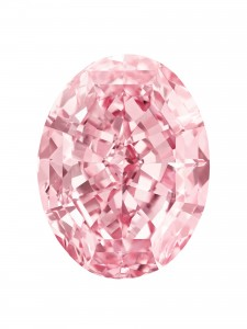 The Pink Star. (Click on image to enlarge it).