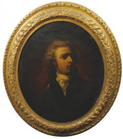 James Petrie (1750-1819) Portrait of Henry Grattan M.P. (1746-1820)  (5,000-8,000)
