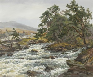 Robert Egginton - Roaring Waters (800-1,000)
