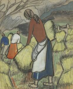 Markey Robinson - Harvest Time (4,000-6,000).