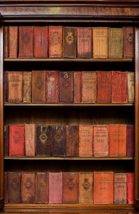 A total of 106 volumes, Thom's Irish Directory, late 19th century-mid 20th century (1,500-2,500).