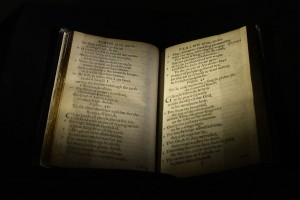 The Bay Psalm Book set a new world auction record for any printed book when it sold for £14,165,000 at Sotheby's.