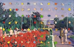 ILYA KABAKOV, Holidays No. 6 (1987) (£800,000-£1,200,000)