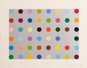 Damien Hirst - Histidyl 2008 (4,000-6,000)