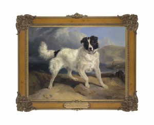 Sir Edwin Henry Landseer, R.A. (1802-1873) Neptune (£300,000-500,000). Courtesy Christie's Images Ltd., 2013