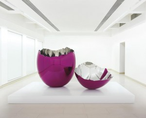 Jeff Koons (b.1955) Cracked Egg (Magenta) executed 1994-2006. (£10-15 million).