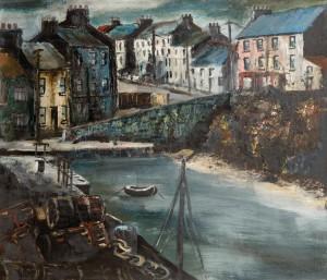 Seamus O'Colmain Roundstone, Connemara (2,000-3,000).