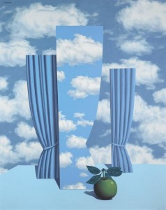 René Magritte 1898 – 1967 Le Beau Monde Painted in 1962. (£4-6 million)