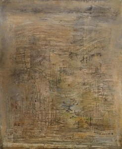 Zao Wuo-Ki, Foret de Bambou, 1954 sold for $743,950 US.