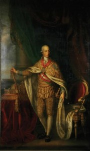Workshop of Martin van Meytens (1695-1770)  Portrait of Joseph II as a young man, later Emperor of Austria (20,000-30,000)