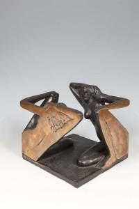 Frederick E. McWilliam HRUA RA (1909-1992) Box I Bronze (8,000-12,000)