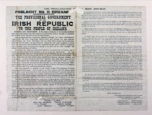 Rare 1939 Irish Proclamation  Hayes (Stephen), Russell (Sean), & others.