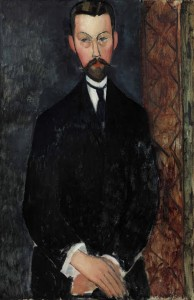 Amedeo Modigliani Portrait de Paul Alexandre, 1911-12 (5-8 million).  Copyright: Sotheby's/ArtDigital Studio
