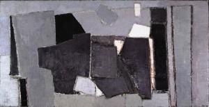 Nicolas de Staël Composition, 1950 (2.5-3.5 million). Copyright : Sotheby's/ArtDigital Studio