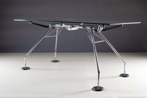 THE NOMOS TABLE, BY SIR NORMAN FOSTER (B.1935), FOR TECNO ITALY. (!,500-2,000).