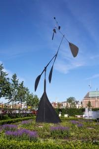 Alexander Calder - La Spirale - Foto: Olivier Middendorp