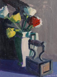 Brian Ballard - Tulips and Iron (800-1,200).