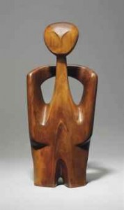 F.E. McWilliam (1909-1992) African Figure