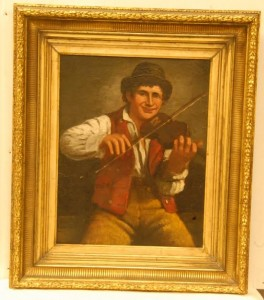 Charles Henry Cook - Cork Fiddle Player (2,000-3,000).