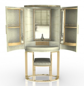 The Grace Cabinet 2014 by Linley
