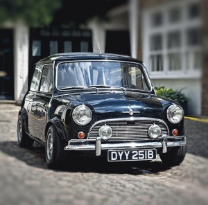A VERY RARE RADFORD MINI DE VILLE BY HAROLD RADFORD COACHBUILDERS LTD., 1964 (£40,000-50,000). Courtesy Christie's Images Ltd., 2014