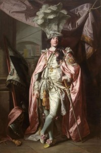 Joshua Reynolds (1723-1792) Portrait of Charles Coote, 1st Earl of Bellamont (1738-1800), 1773-1774 Photo © National Gallery of Ireland