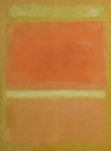 Mark Rothko Untitled (Yellow, Orange, Yellow, Light Orange) 1955 ($20-30 million).
