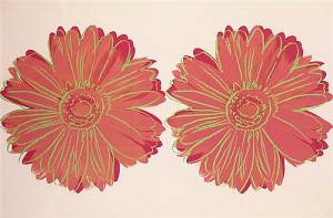Andy Warhol - Double Daisy (15,000-20,000)