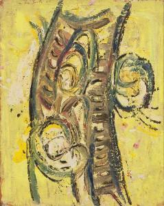 Camille Souter HRHA (b.1929) Blasted Ballyorney