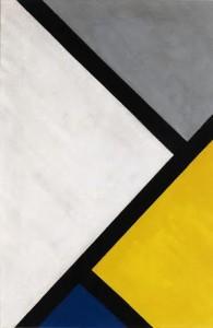 Composition néo-plastique by Dutch artist César Domela (£400,000-600,000).