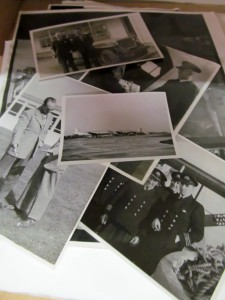 Original black and white photographs of aviation interest including Shannon (50-80).
