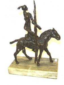 John Behan - Don Quixote (I,500-2,500).