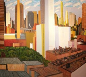 Brian Bourke - East Manhattan