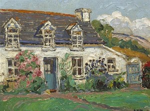 Letitia Marion Hamilton (1878-1964) - Cottage (2,000-3,000).