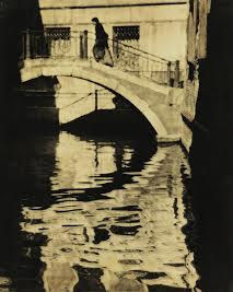 Alvin Langdon Coburn 'Shadows And Reflections, Venice'